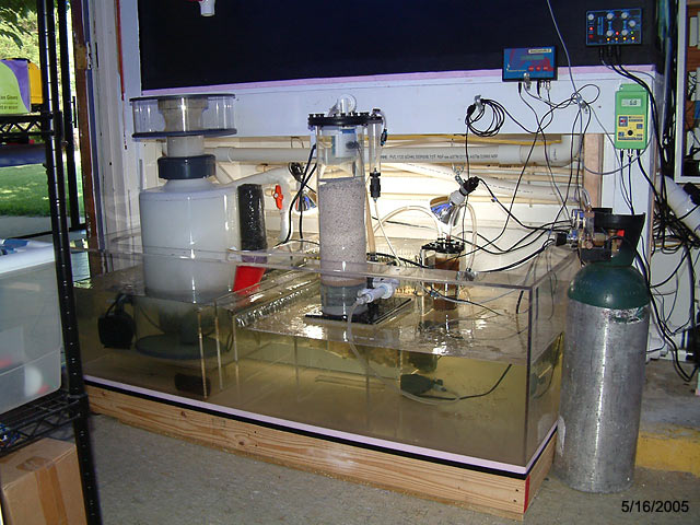 Sumps Planejamento E Montagem Aquabase Aquarismo